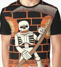 segador Camiseta gráfica
