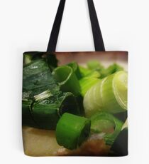 Sliced and Diced Tote Bag