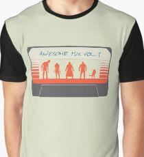 Super Mischung Grafik T-Shirt