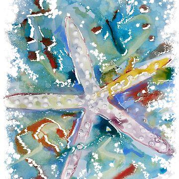Sea Star by michdevilish