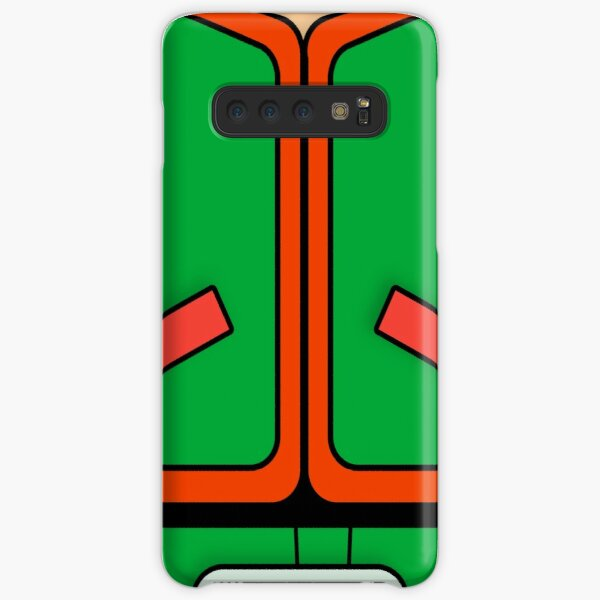 GON FREECS OUTFIT PHONE CASE Samsung Galaxy Snap Case