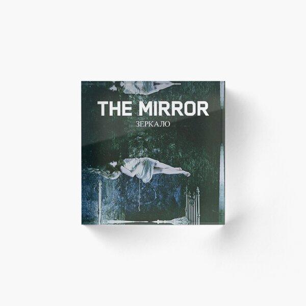 The Mirror by Andrei Tarkovsky poster Acrylic Block