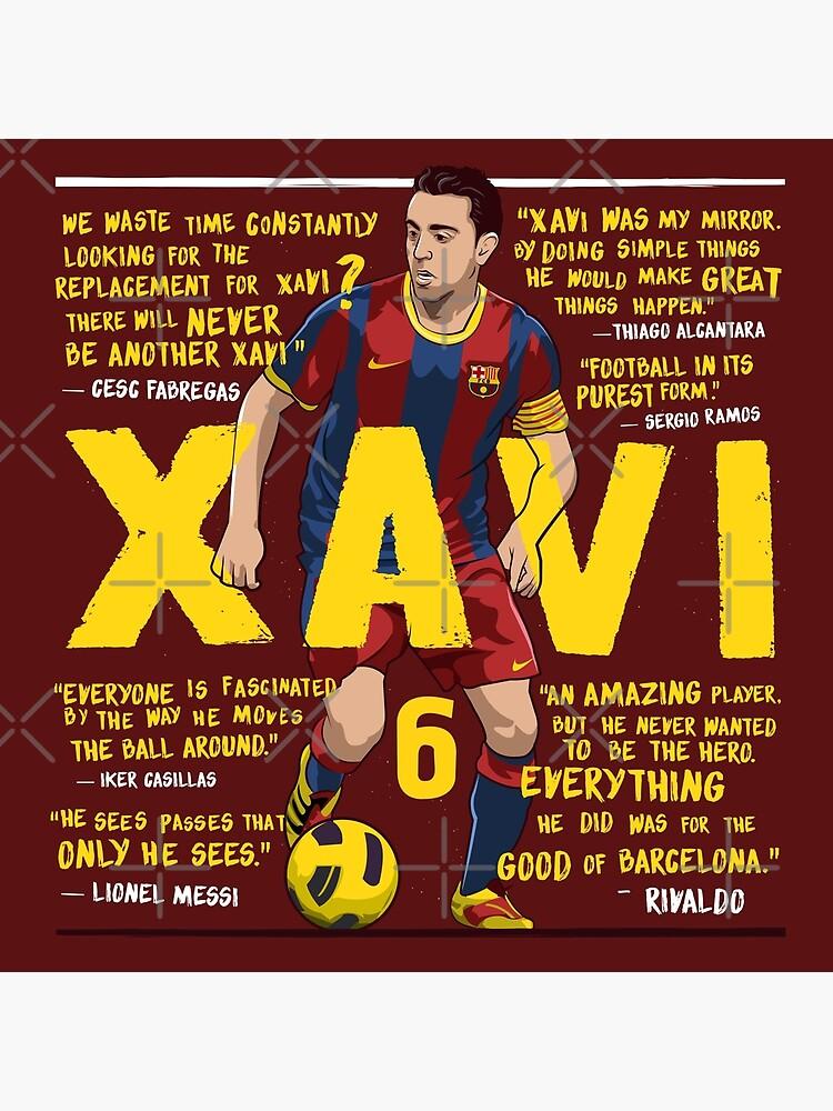 f24995563 Xavi - FC Barcelona Quotes