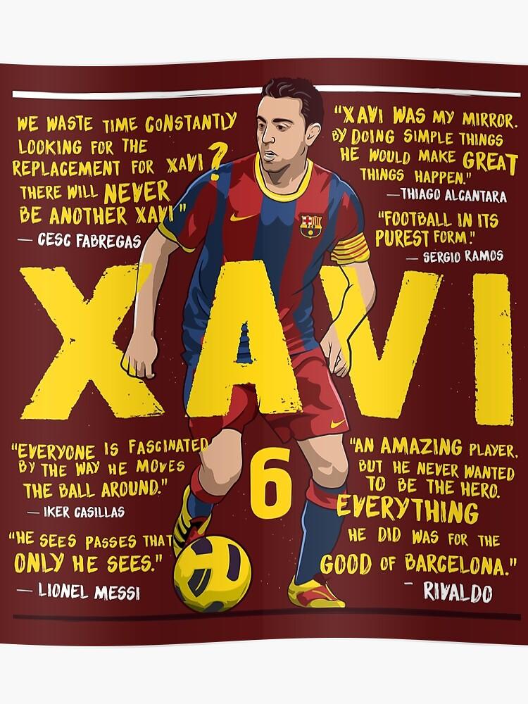 f1b9c733c Xavi - FC Barcelona Quotes