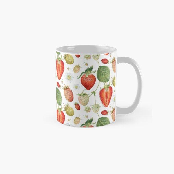 Strawberry Vines Classic Mug
