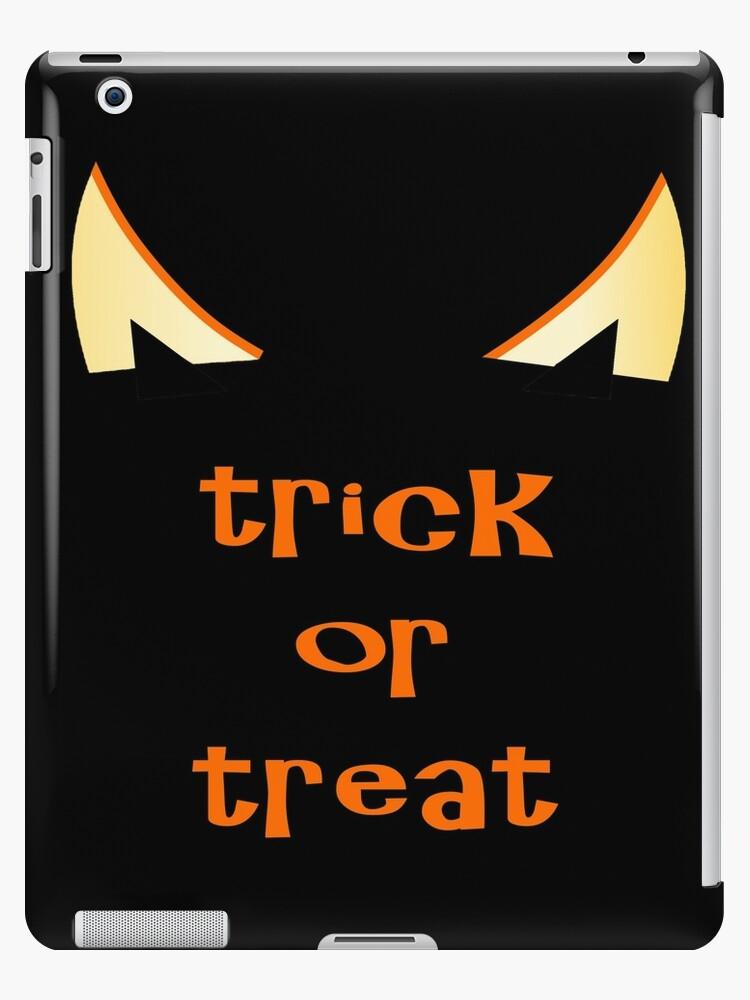 Halloween trick or treat tshirt von Daniel0603
