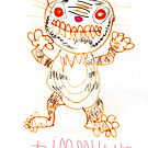 Timmy the Tiger by Chris Baker