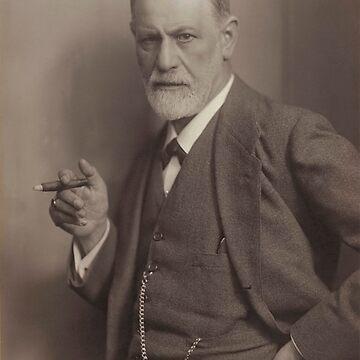 Sigmund Freud by przezajac