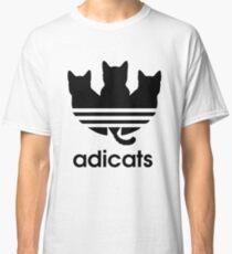 Adicats - Addicted to cats Classic T-Shirt