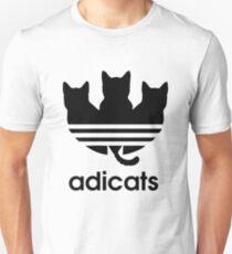 Adicats - Addicted to cats Unisex T-Shirt