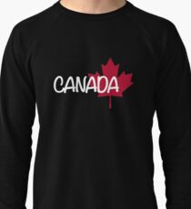 Canada maple leaf Lightweight Sweatshirt