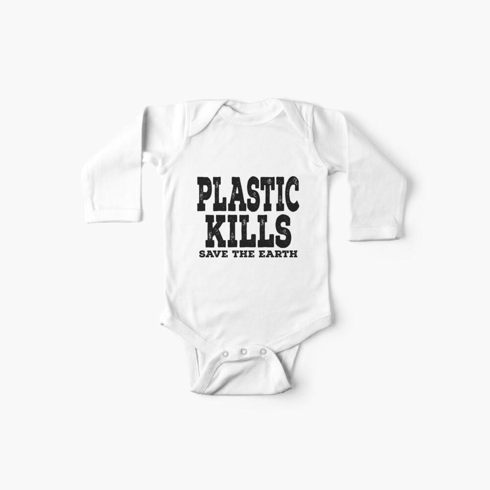 rette die Erde Baby Bodys