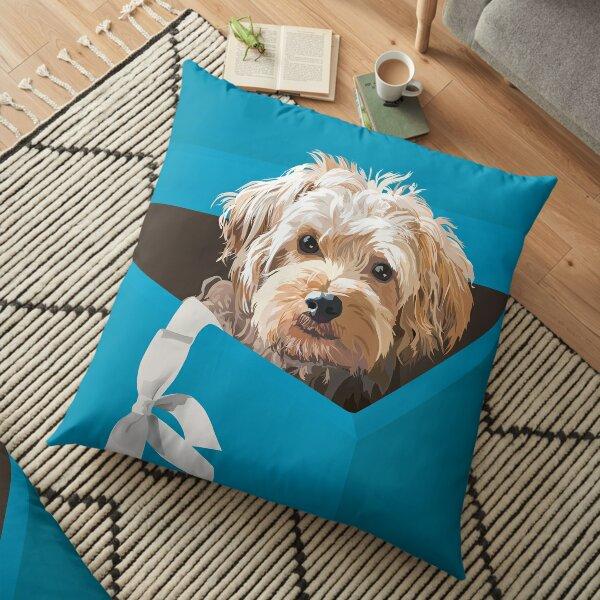 Little Doodle Floor Pillow