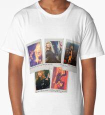 Polaroids Long T-Shirt