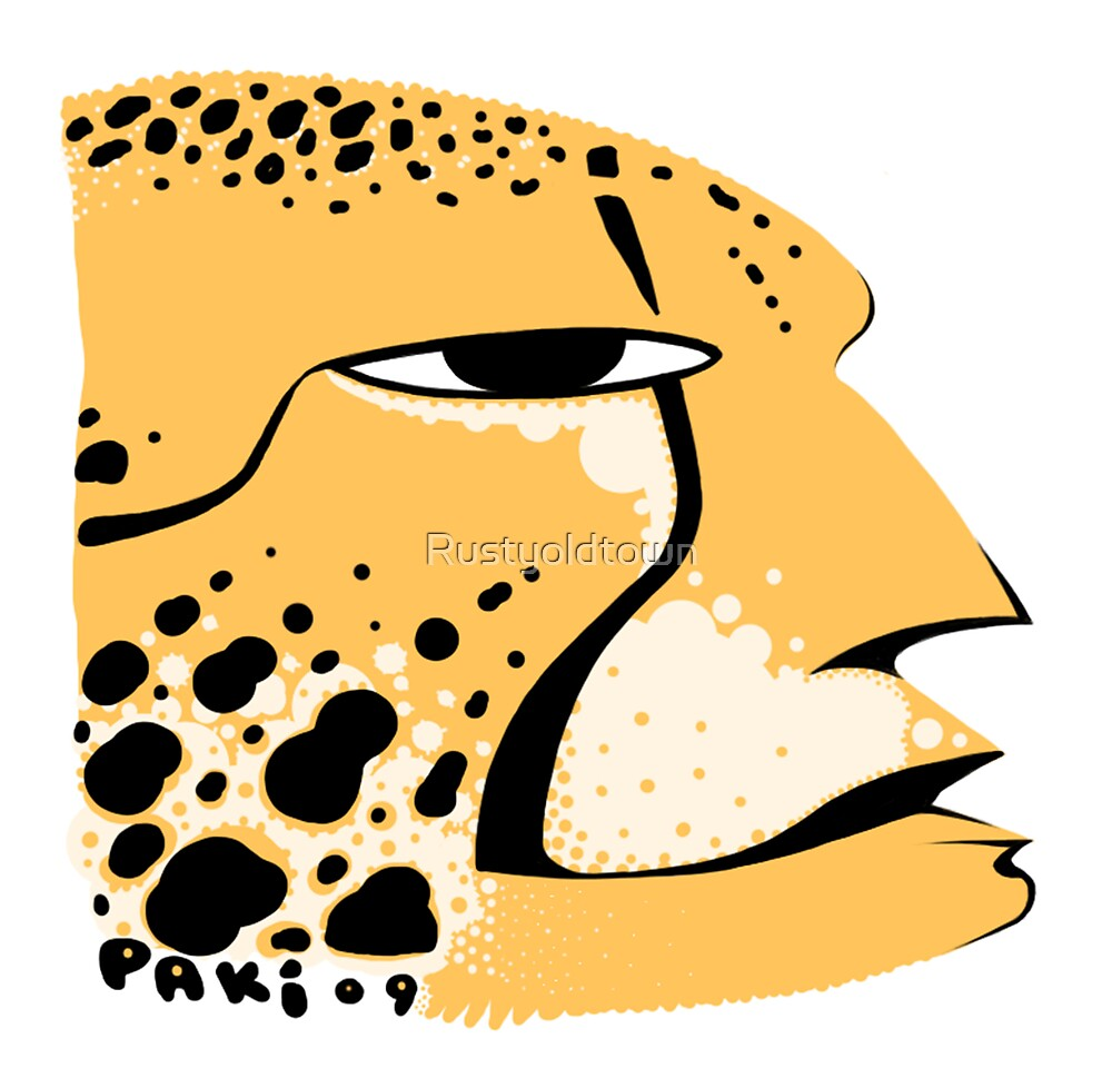 Cheetahman by Rustyoldtown