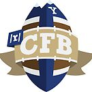 BYU Sticker by RedditCFB