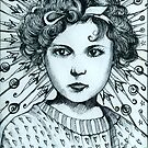 The Lollipop Girl  by John Dicandia ( JinnDoW )
