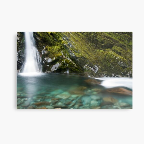 Clear as Day. Metal Print