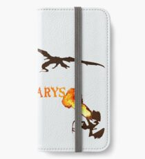 DRACARYS iPhone Wallet/Case/Skin