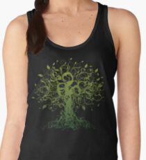 Meditate, Meditation, Spiritual Tree Yoga Women's Tank Top