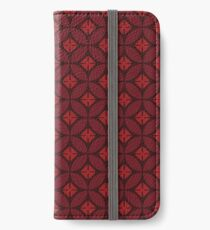 Pattern of Isle Of Dogs I iPhone Wallet/Case/Skin