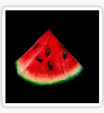 Juicy Watermelon Pattern Sticker