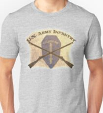 U.S. Infantry - I am the Infantry!  FOLLOW ME! T-Shirt