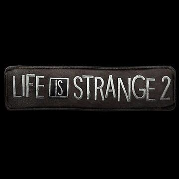 Life is strange 2 Logo by mavisshelton