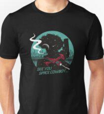 Weltraum-Cowboy Unisex T-Shirt