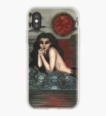 Deadly Waters iPhone Case