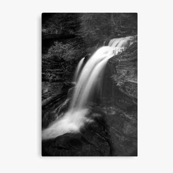 Shawnee Falls (up close) Metal Print