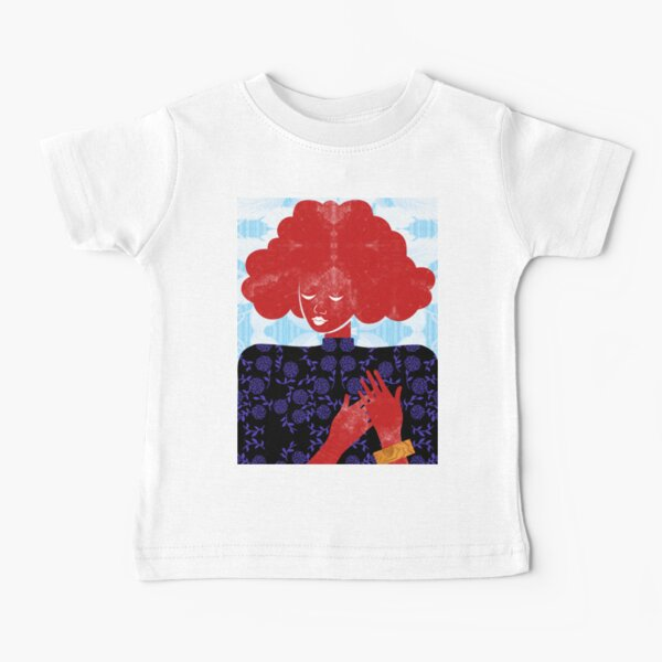 Warm Turtleneck Baby T-Shirt