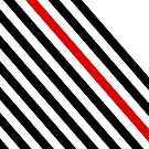80's stripes by Liis Roden