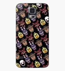 FNAF Five Nights All Over Print Multi Character Case/Skin for Samsung Galaxy