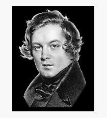 Robert Schumann - Great Romantic Composer Photographic Print
