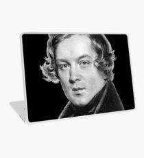 Robert Schumann - Great Romantic Composer Laptop Skin