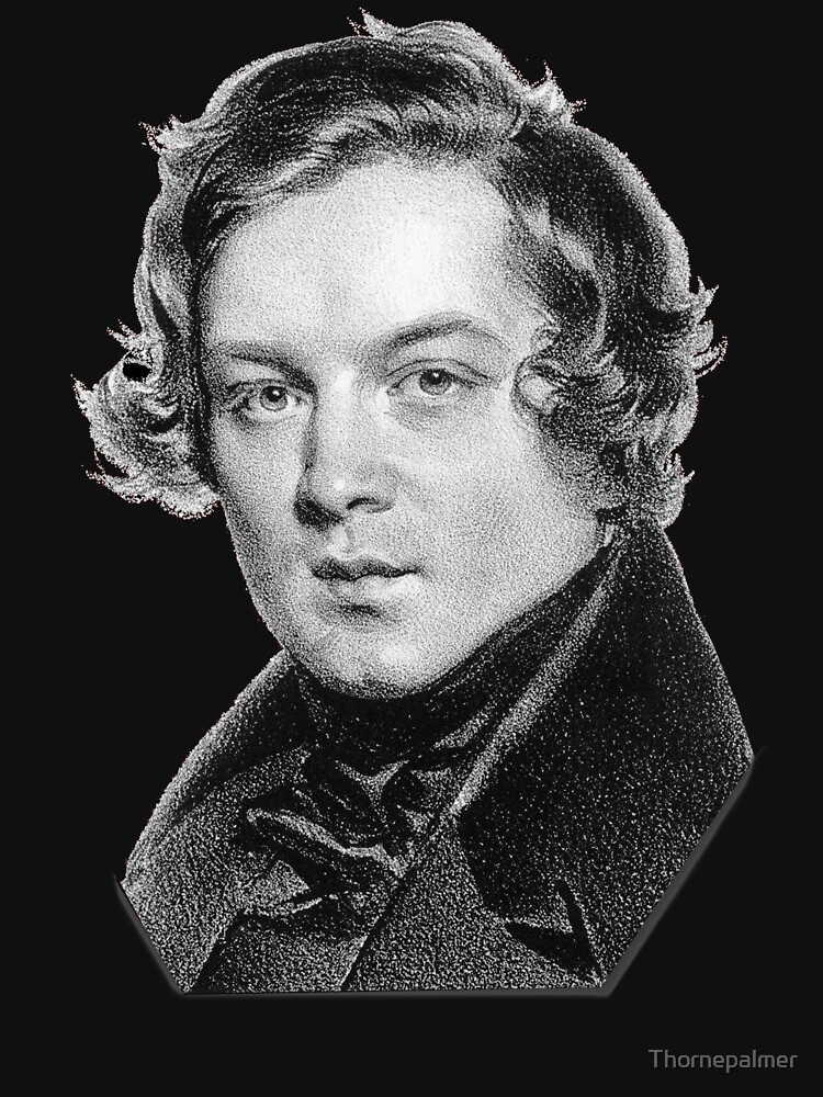 Robert Schumann - Great Romantic Composer by Thornepalmer