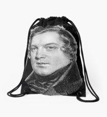 Robert Schumann - Great Romantic Composer Drawstring Bag