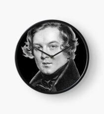 Robert Schumann - Great Romantic Composer Clock