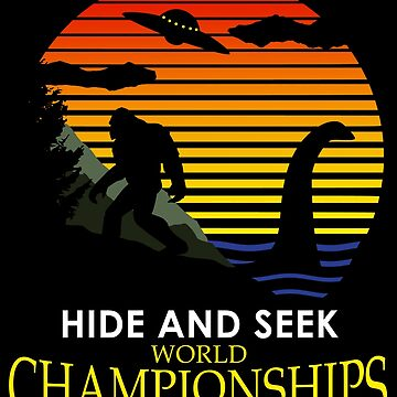 Hide And Seek World Championships 1967 by idaspark