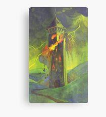 The Tower Metal Print