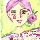 Lavender Lady by LexiBrite