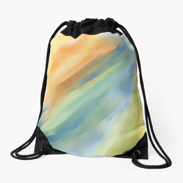 Sky Way Drawstring Bag