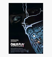 Child's Play Photographic Print