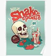 Milch Shakespeare Poster