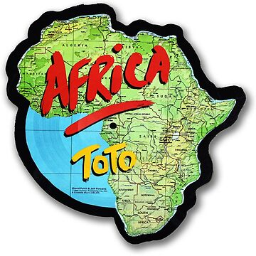 Africa - Toto logo by marieb73