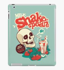 Milk Shakespeare iPad Case/Skin