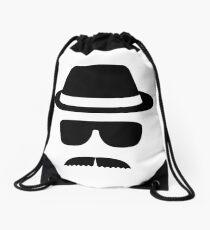 Breaking Bad Heisenberg Walter White Drawstring Bag