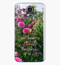 Random Acts of Beauty Case/Skin for Samsung Galaxy