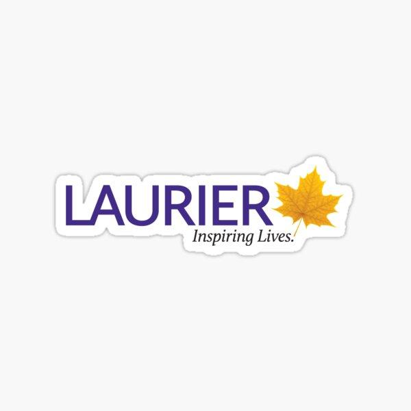 Laurier University Sticker
